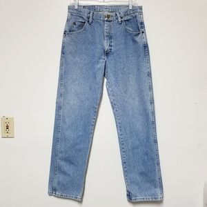 Wrangler 31 x 30 Blue Jeans